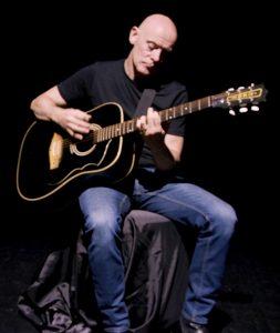 Michael Frazer acoustic guitar